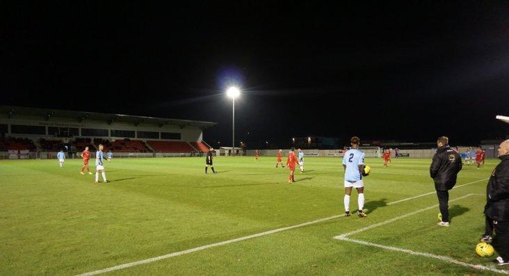 Hayes & Yeading Utd v Uxbridge
