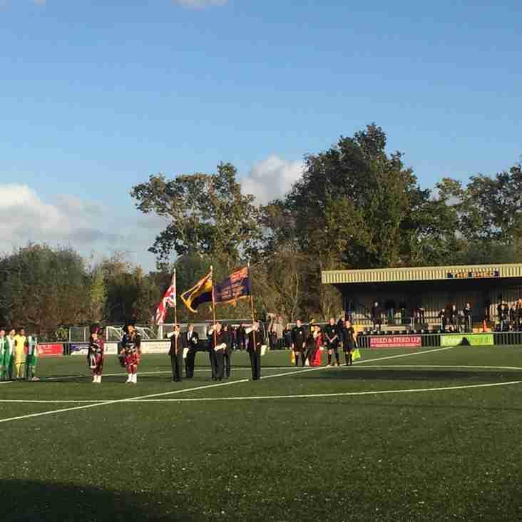 Sudbury honour their heroes