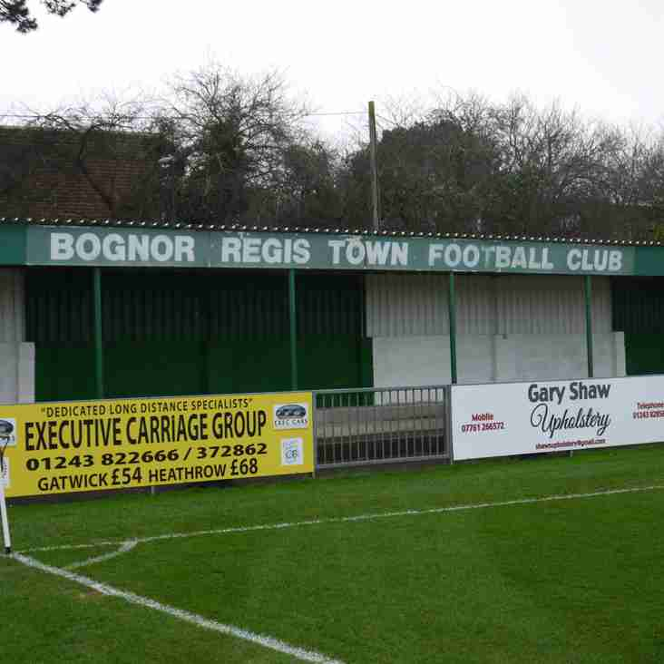 Bognor bring in two