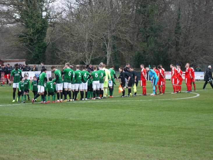 Hill v Invicta- and a collection of mascots who don't have to pay hundreds of pounds to be here