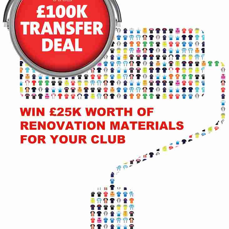 Help our clubs win Buildbase cash!