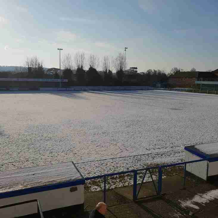 Saturday postponements