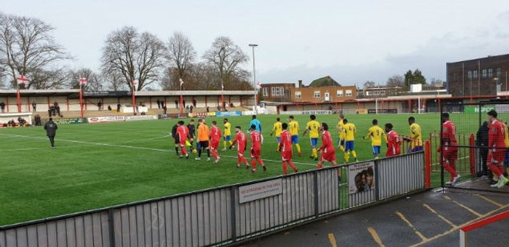 Here come the teams