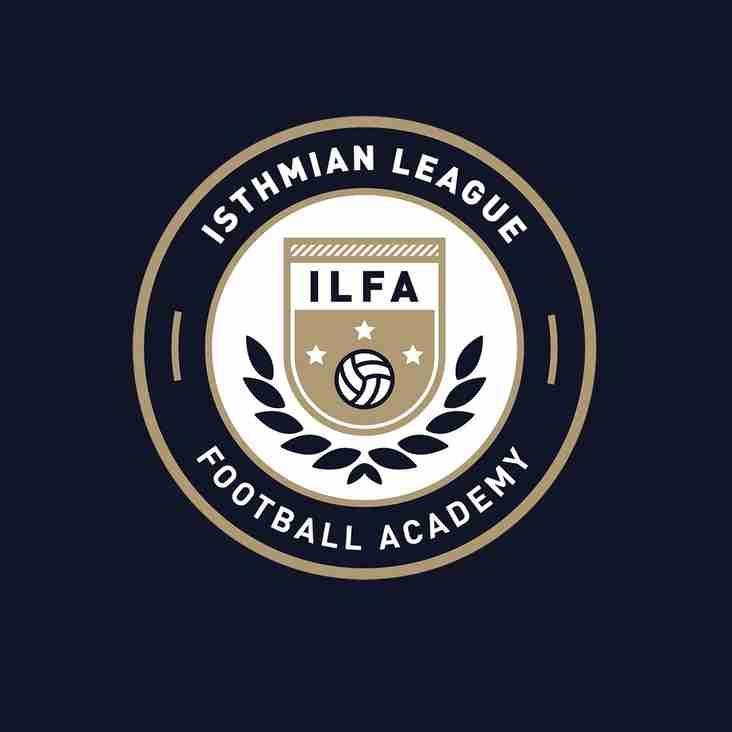 Isthmian League launches Football Academy