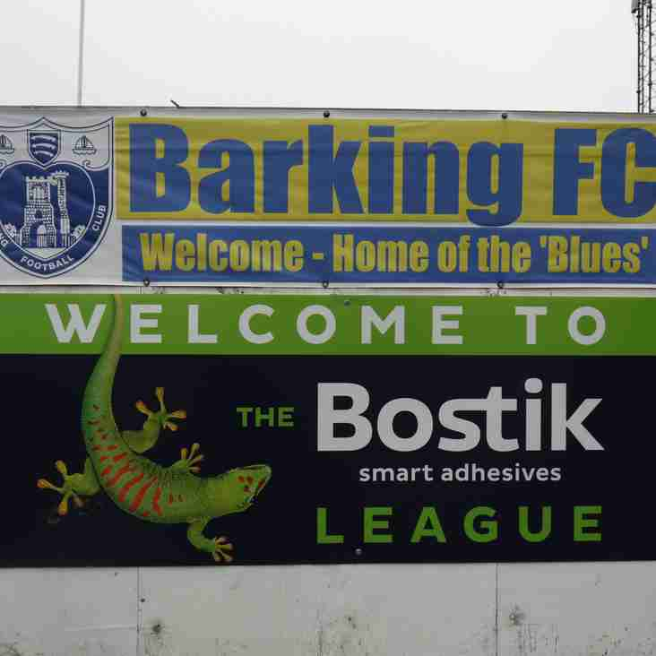 Transfer catch up- Barking