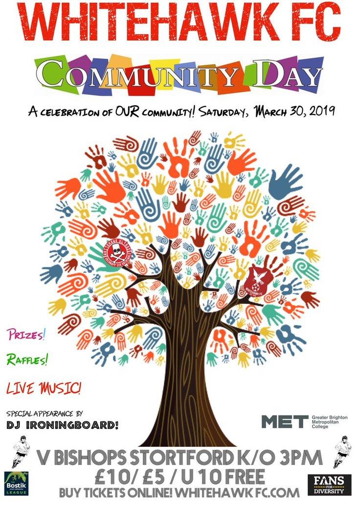 Whitehawk Community Day