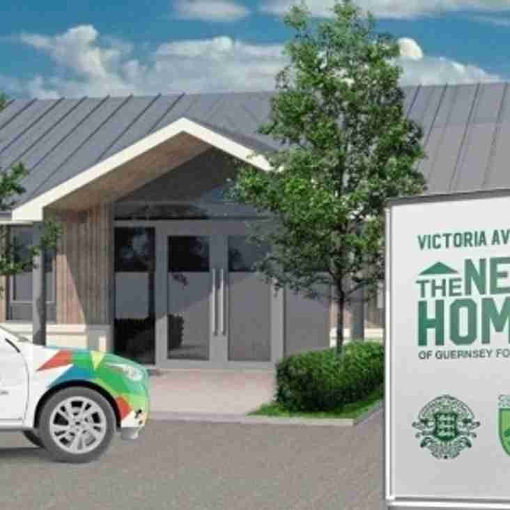 Green Lions get the green light for new ground