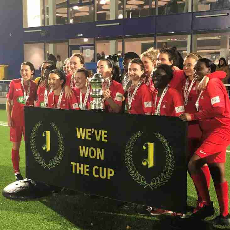 Leyton Orient in cup final triumph