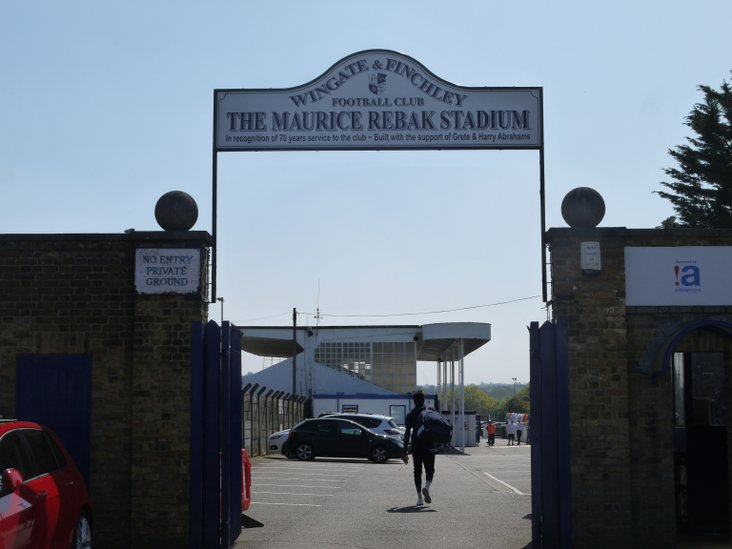 Welcome to Wingate & Finchley