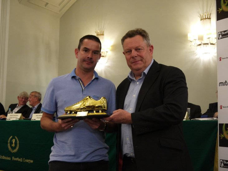 Golden Boot- VCD Athletic