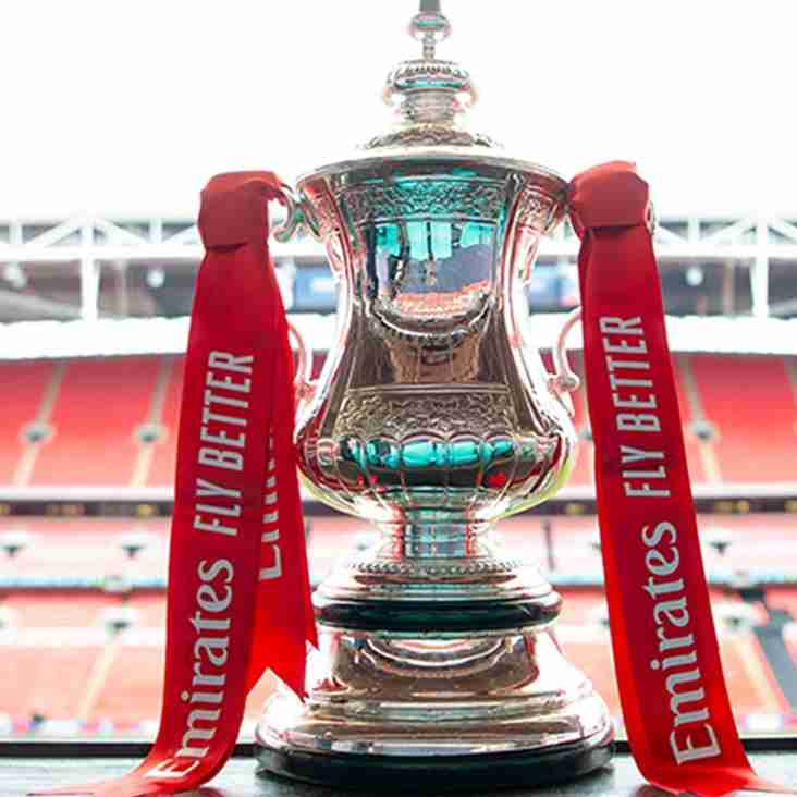 Jammers and K's make FA Cup history!