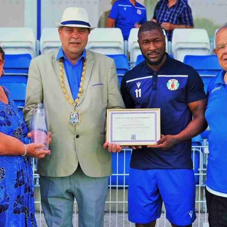 Athletic receive local recognition
