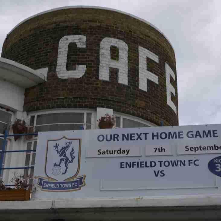 Enfield sign Billericay title winner