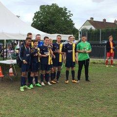 Hurst tournament 2016 - Winners