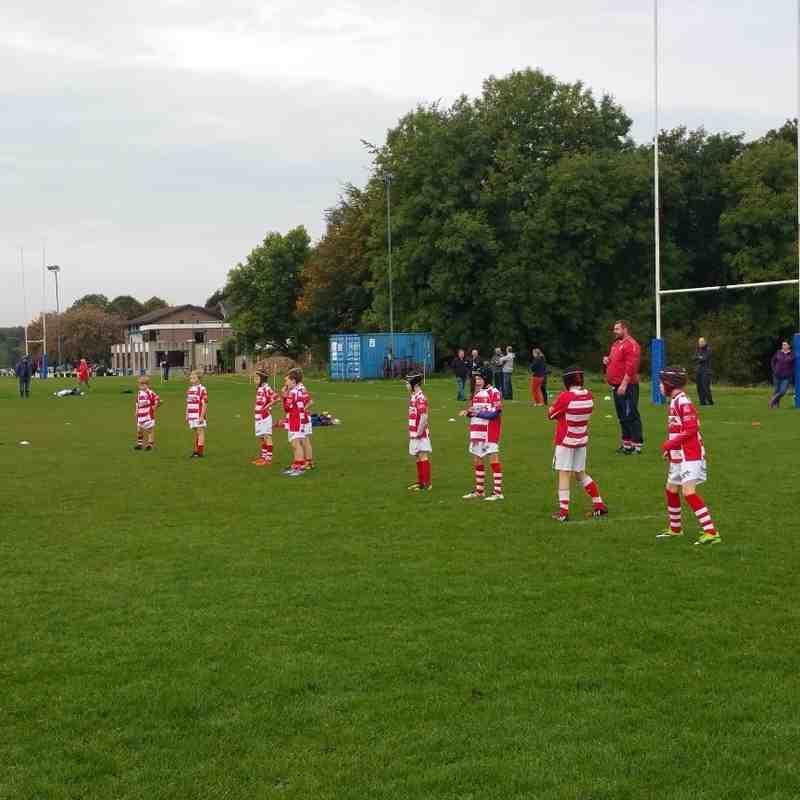 Minis at Ballymena 10-Oct-15
