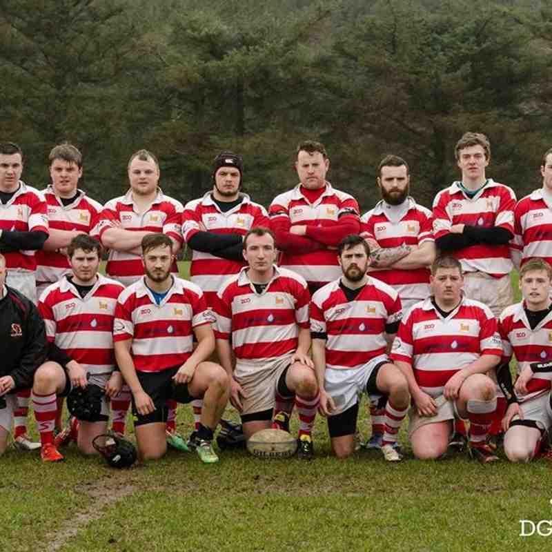 2nd XV v Ballymena 4 - 28th February 2015