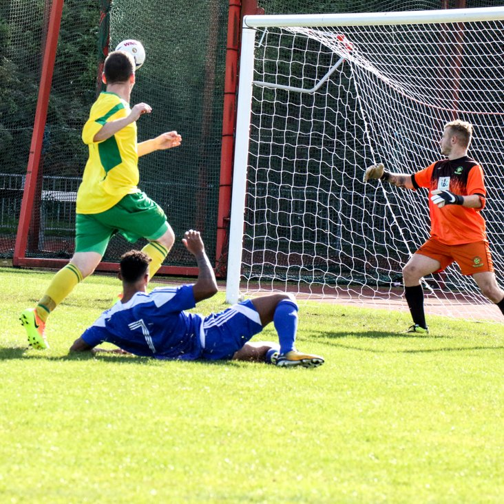 Two new photograph albums released of Saturdays 4-0 win at Bustleholme<
