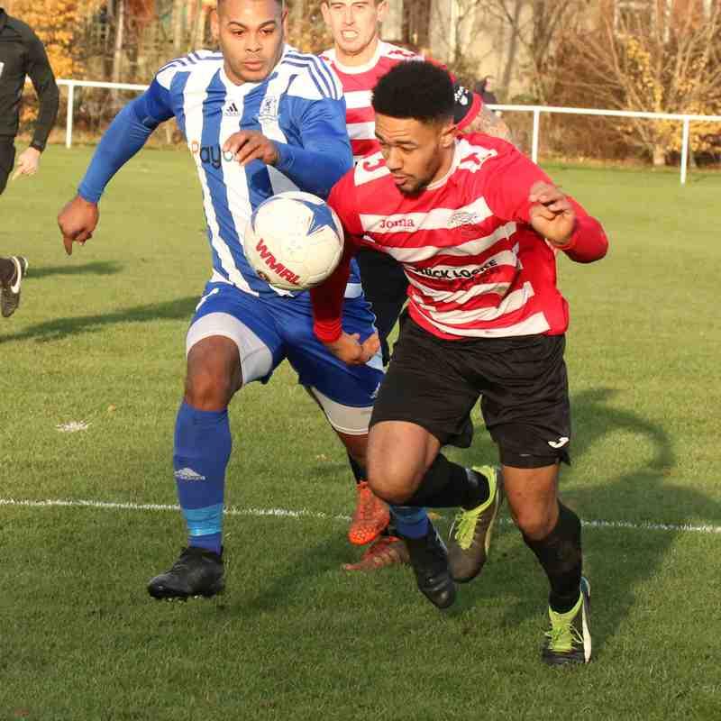 25-11-2017 - Darlaston Town 1874 FC v Newport