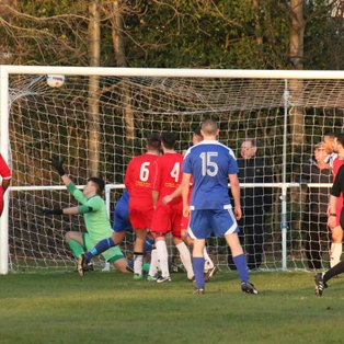 Darlaston show fight to get back into the match after a lacklustre start