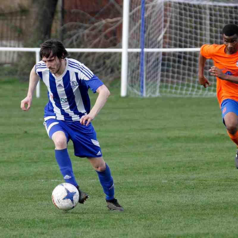 14-4-18 Darlaston Town 1874 FC v Wrens Nest FC