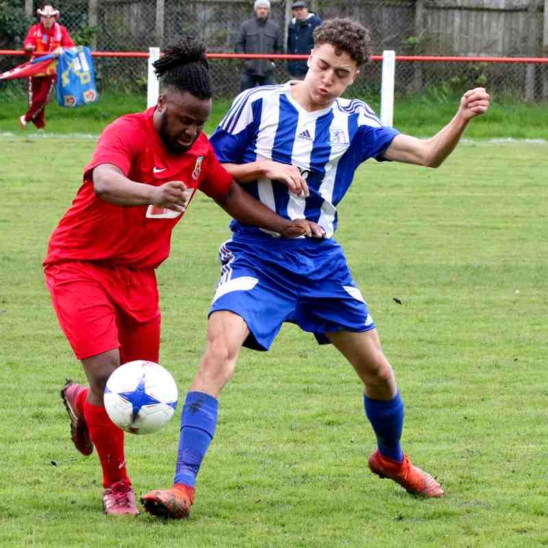 28-04-2018 Willenhall Town v Darlaston Town 1874 FC