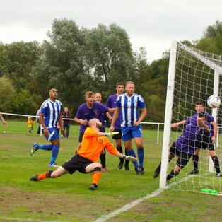 Darlaston dominate Black Country derby at The Paycare Ground