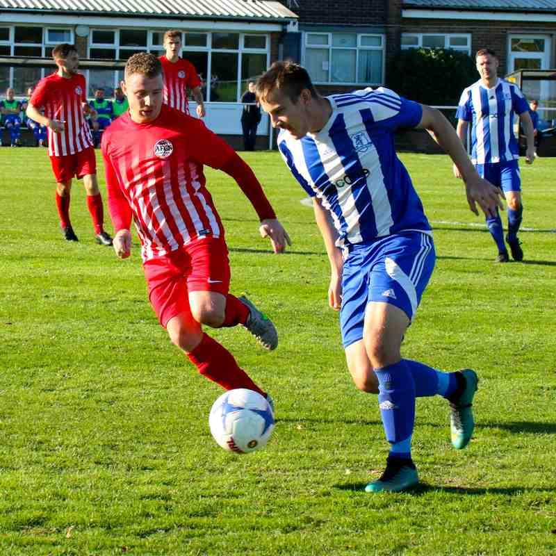 Dasrlaston Town v AFC Solihull - Bham FA Vase