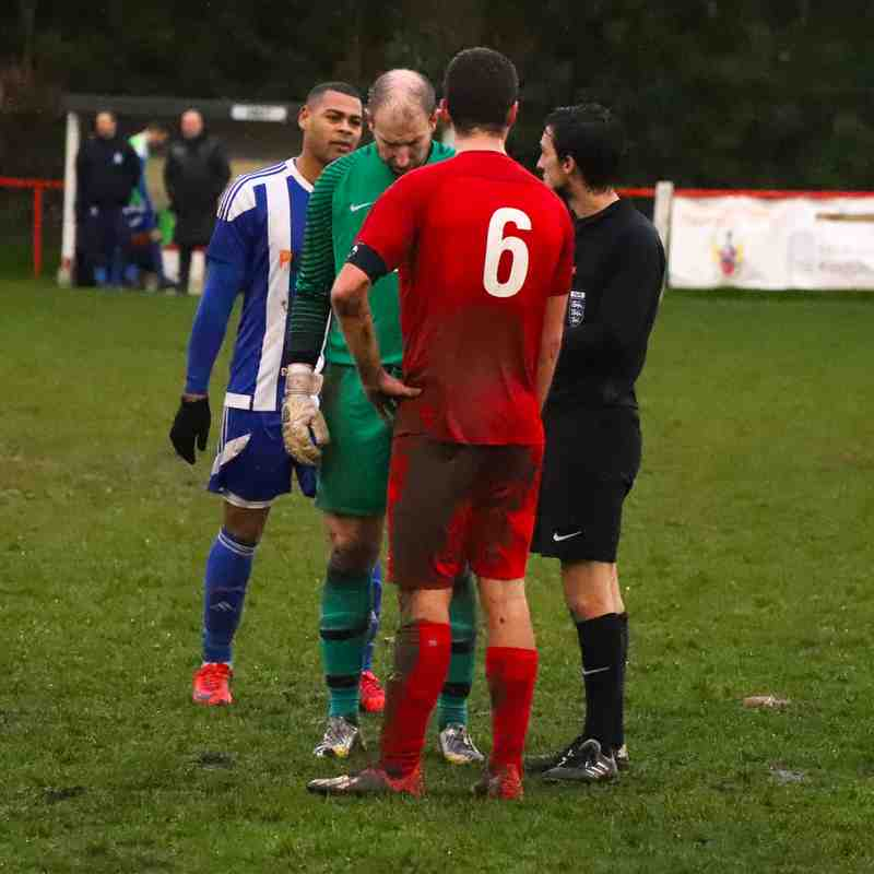 Willenhall Town v Darlaston Town 27-01-19