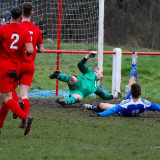 Darlaston overcome difficult conditions and motivated opposition in yesterdays local derby