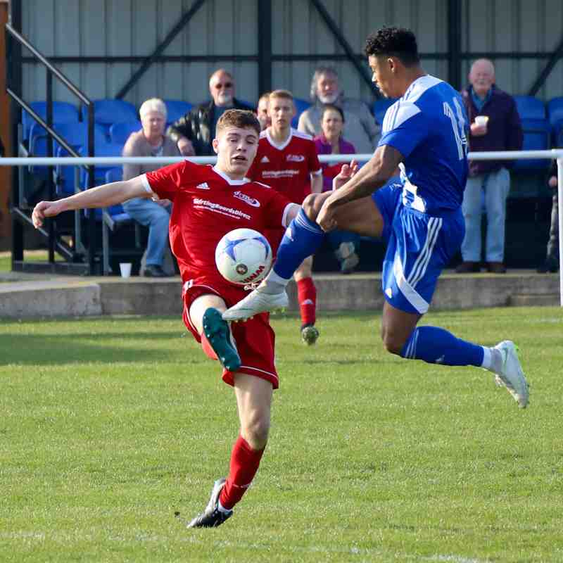 Darlaston Town 1874 FC v Team Dudley 30-3-19