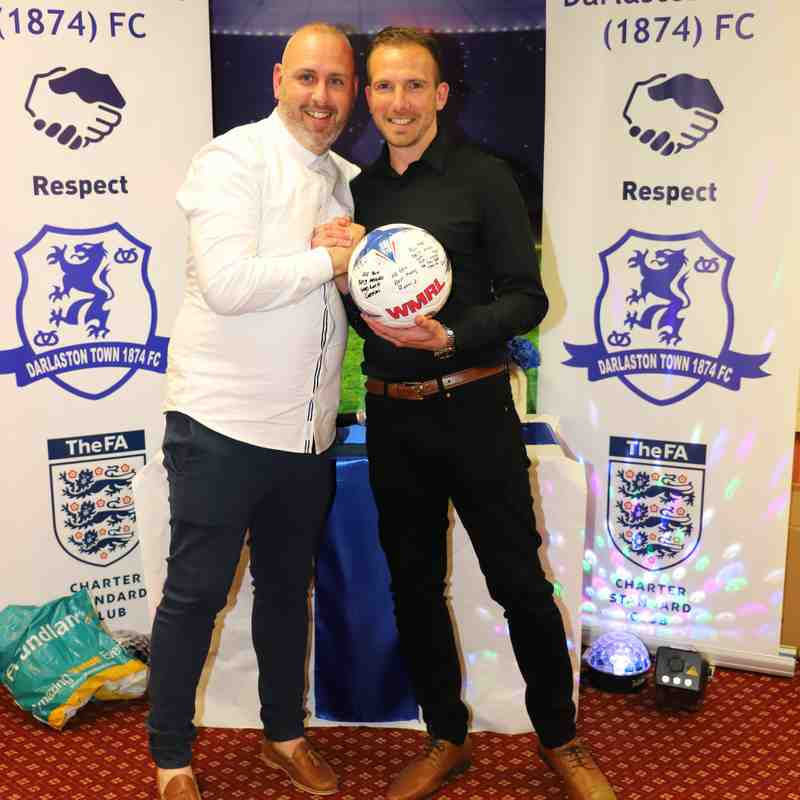 DARLASTON TOWN (1874) FC PRESENTATION EVENING 2019