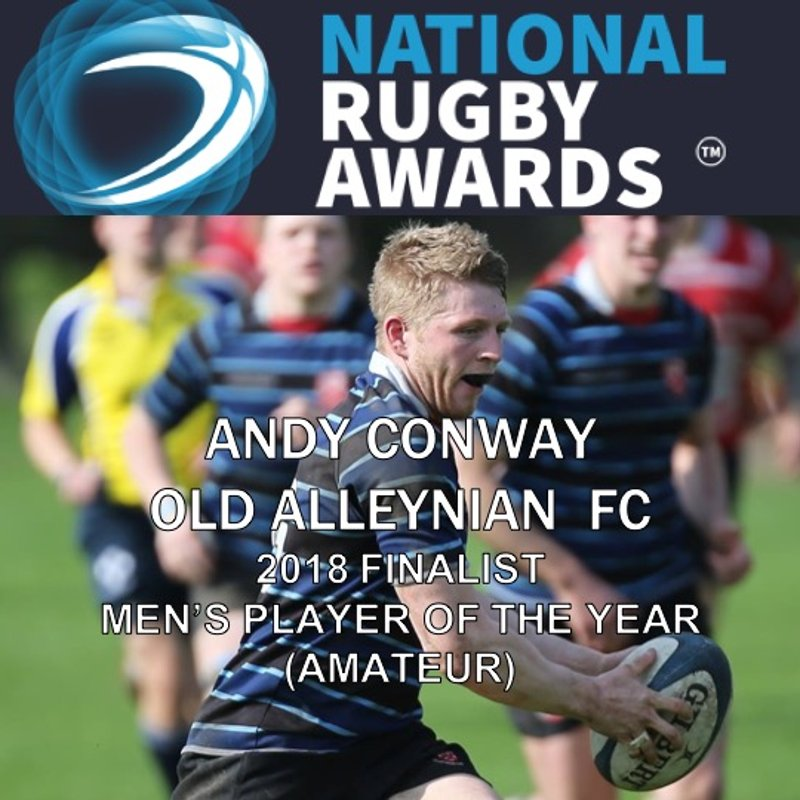 OAs player nominated for National Amateur Player of the Year