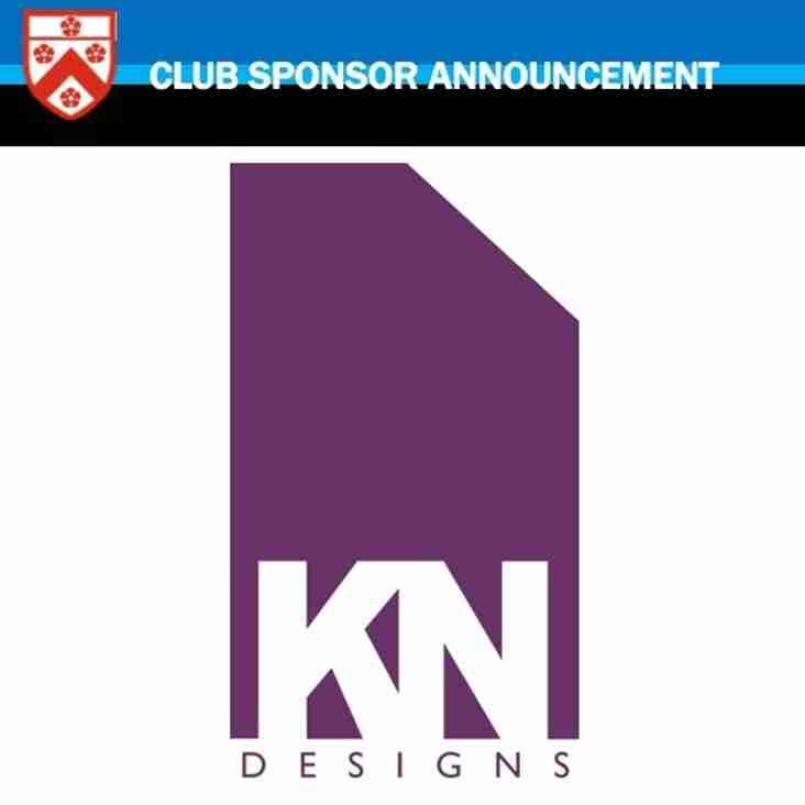 Club sponsor announcement