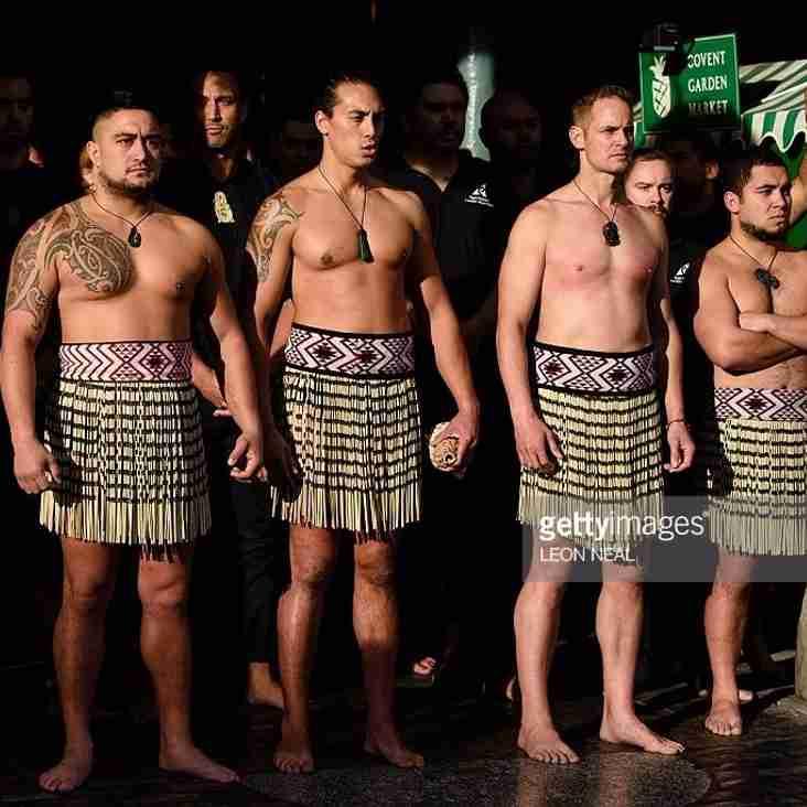 New Zealand  U20s Team Welcoming Friday 3rd June