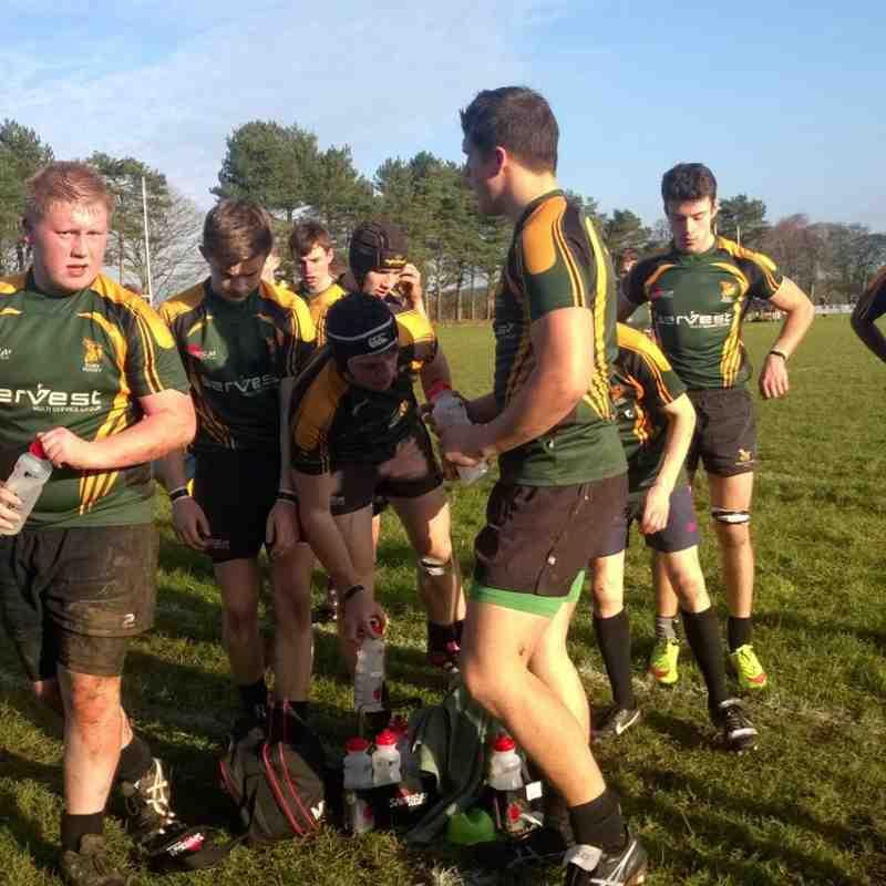 Holt vs  Bury Academy  Nov 30th 2014