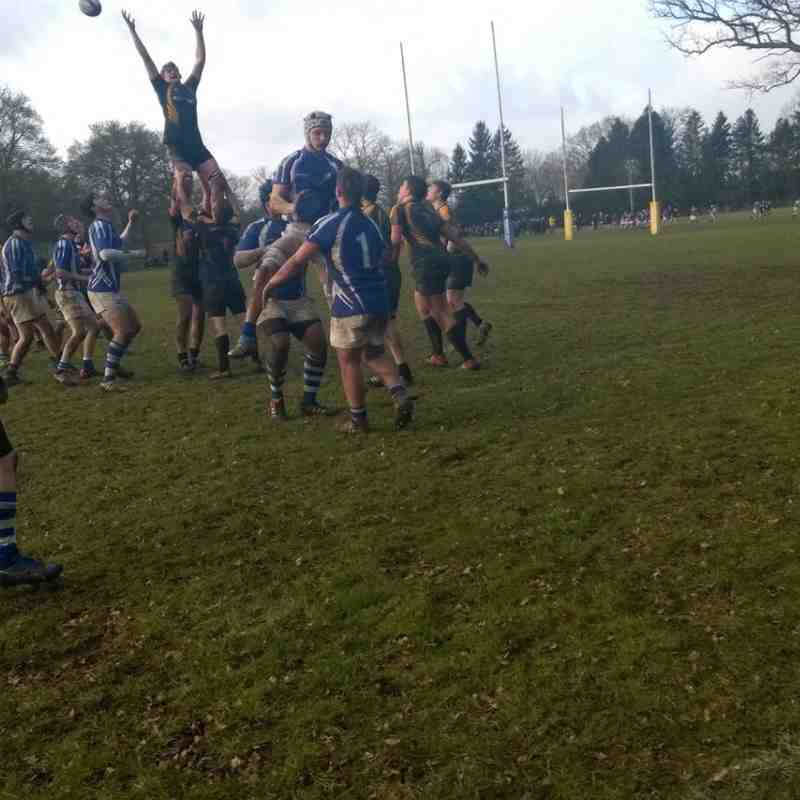 Bse vs Diss cup February 2015