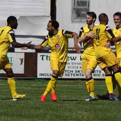 Bridgwater Town v North Leigh Match Report