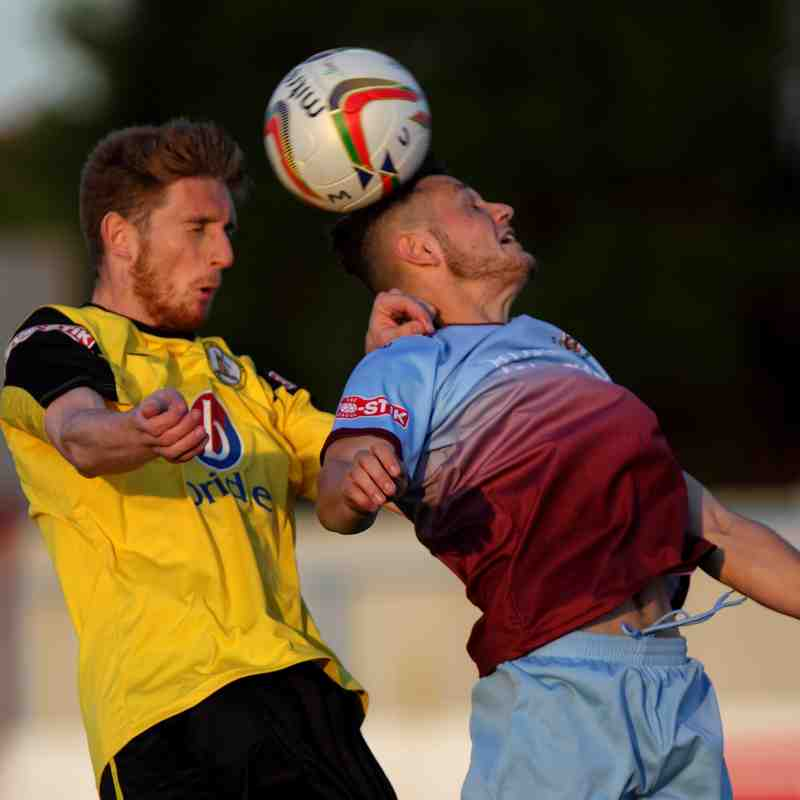 Andy Fitzpatrick's Photos - Mangotsfield v North Leigh