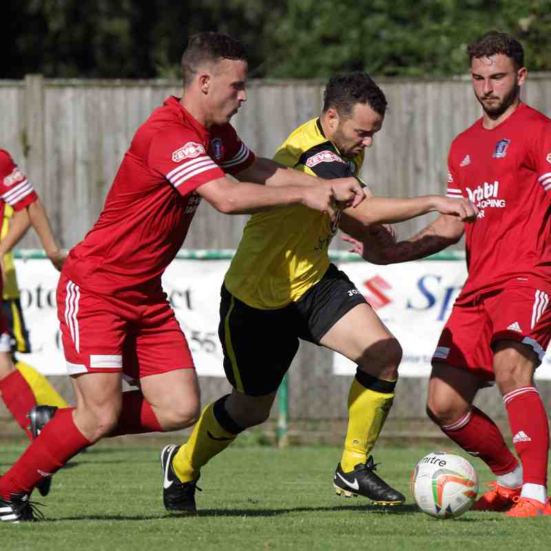 Andy Fitzpatrick's Photos - North Leigh v Supermarine