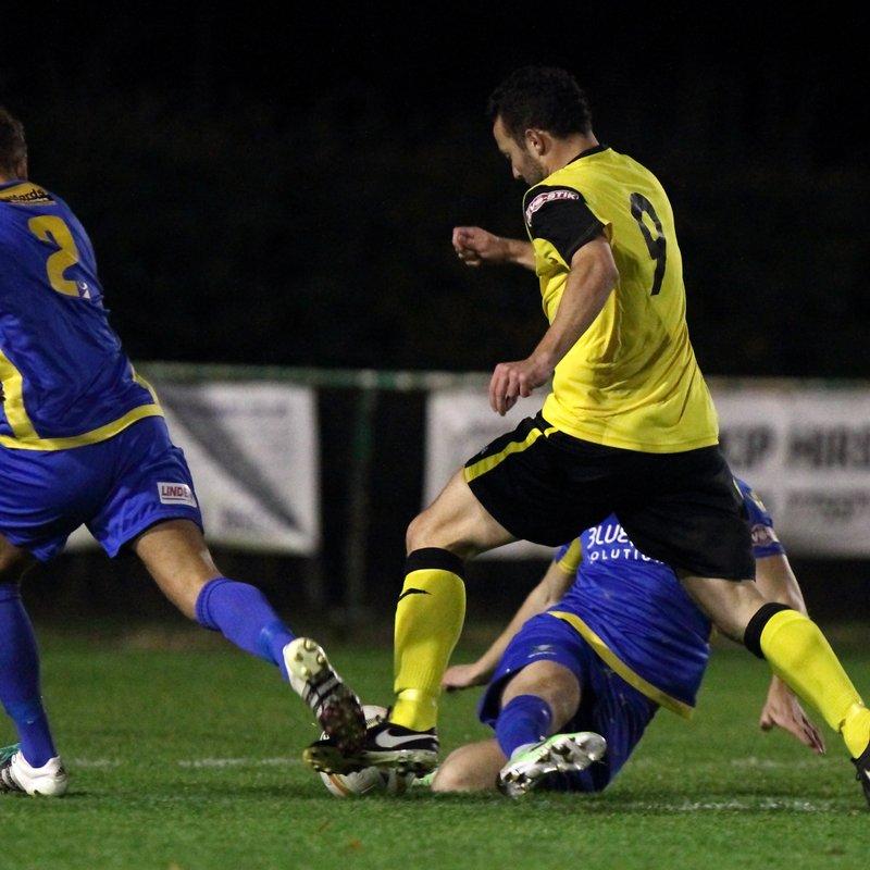 North Leigh v Salisbury Match Report