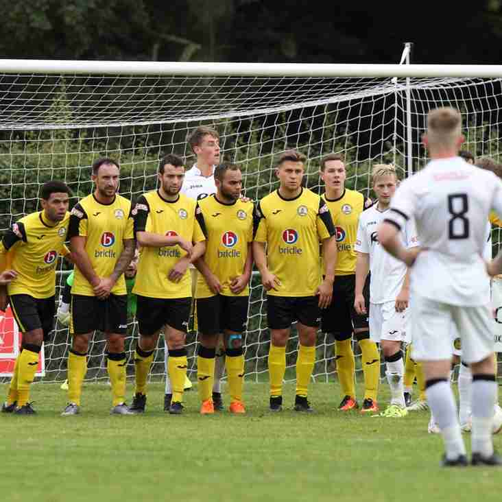 North Leigh v Tiverton Town Match Report