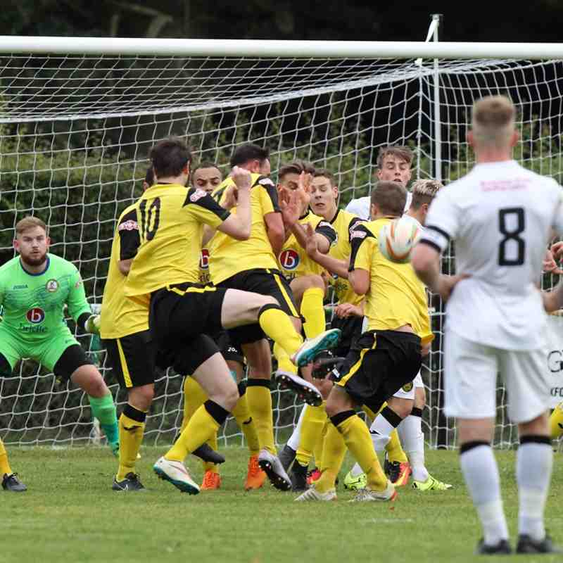 Andy Fitzpatrick's Photos - North Leigh v Tiverton