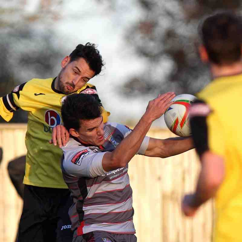 Andy Fitzpatrick's Photos - North Leigh v Kingstonian