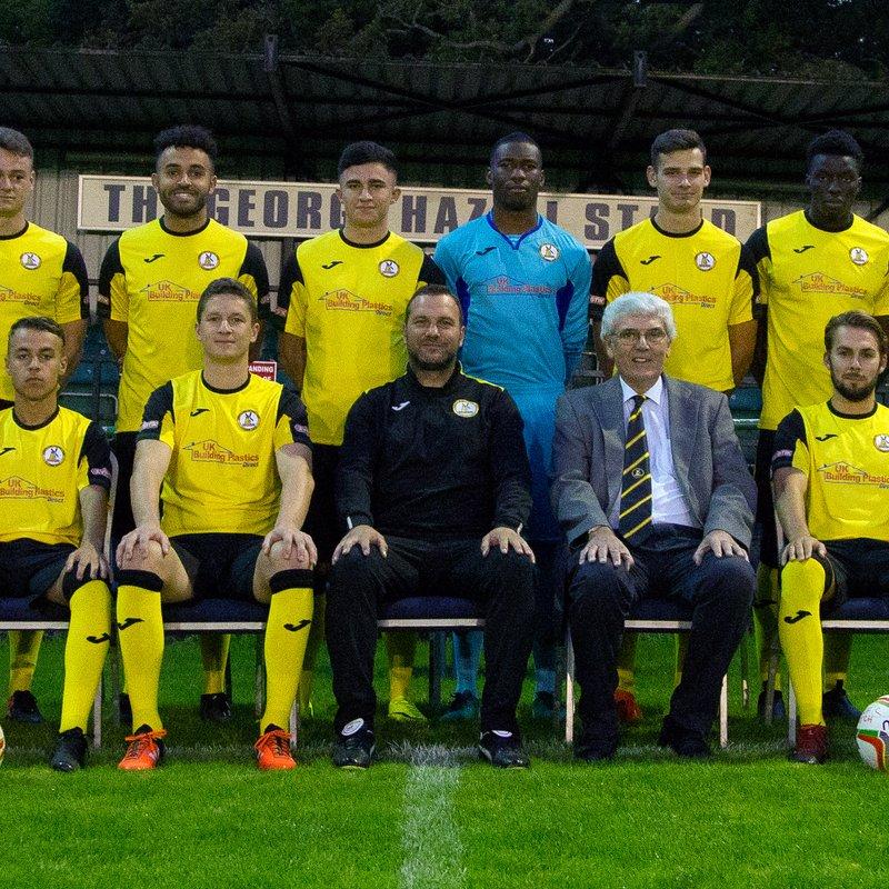 Ardley United FC 1 - 1 North Leigh Football Club