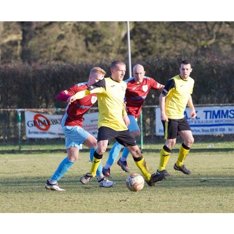 North Leigh v Taunton Town Match Report