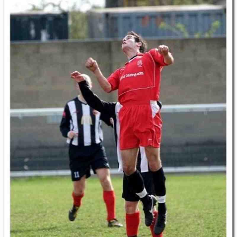 Tilbury vs Ilford thanks to Ponderosa Pictures
