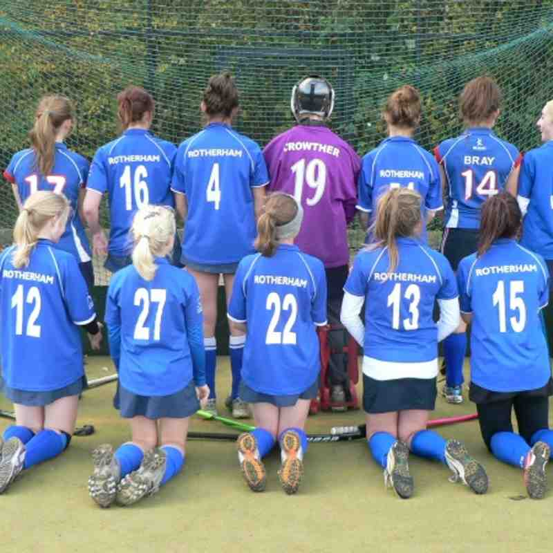 U16 Girls 6 Nov 2011