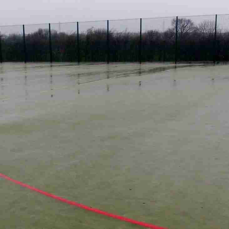 Youth Coaching 7th Feb cancelled