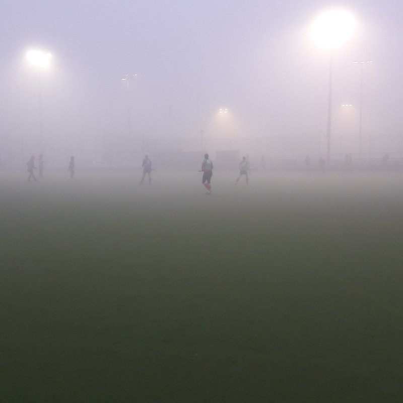 Ladies 2nds show they do have the foggiest