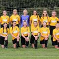 Under 15 Foxes  beat Sprowston Girls U15 0 - 2
